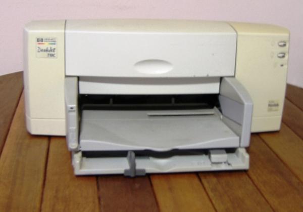 HP Desk Jet 710C nyomtató