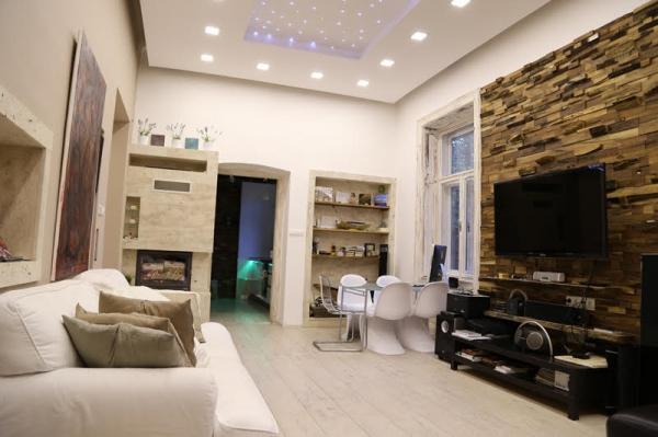 XV. Árvavár u. KIADÓ 88 m2.-es 2szoba + galériás luxus lakás